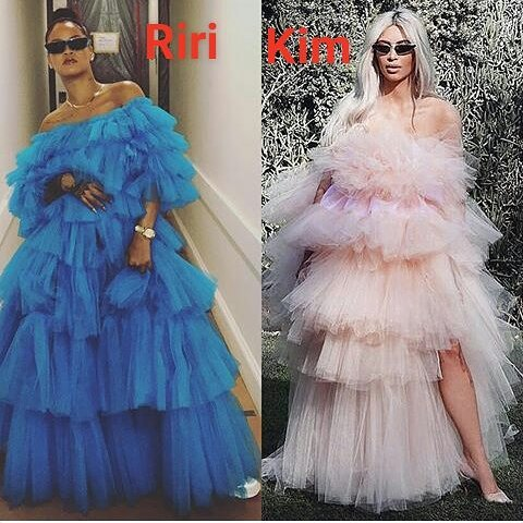 Between Rihanna and Kim Kardashian