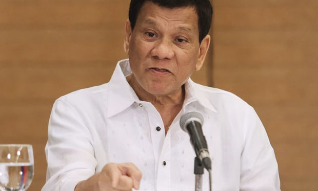 We will not kill you, we will only shoot your vaginas – President Duterte to feminists