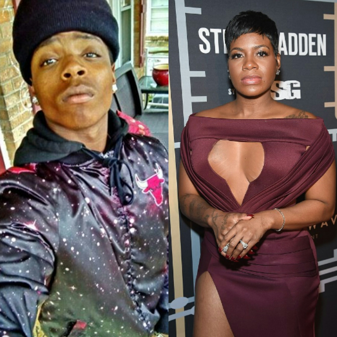 Fantasia's nephew shot dead in deadly dispute