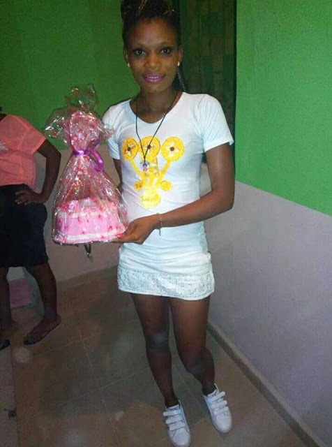 Photos: Missing female Delta Poly student falls victim to ritual killers