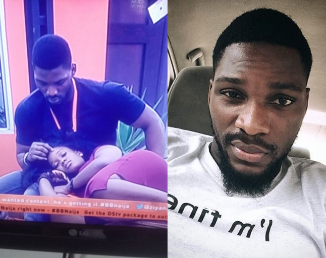 #BBNaija Tobi finally speaks on Cee-c embarrassing him during the live show