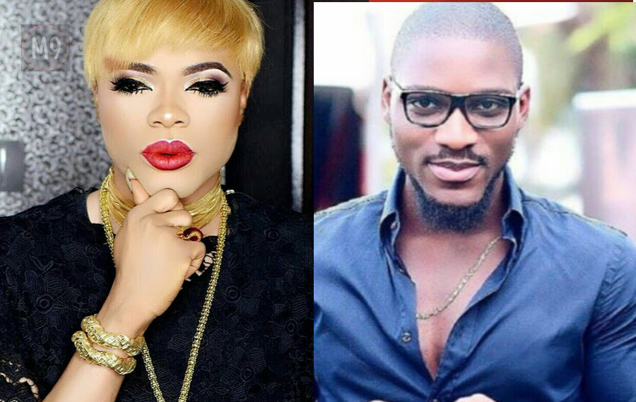 #BBNaija: Bobrisky shares chat with Tobi's dad