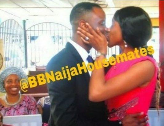 Wedding Photos Of BBNaija's Dee-One Surfaces Online