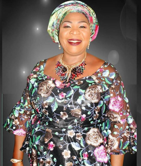 Veteran actress Fausat Balogun releases beautiful new photos as she turns a year older