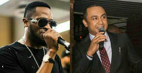 I pay my tithe and I am proud  of it – Dbanj to Daddy Freeze