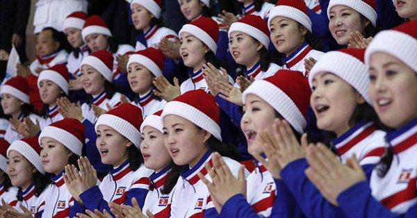 North Korean athletes at Olympics under 24-hour guard