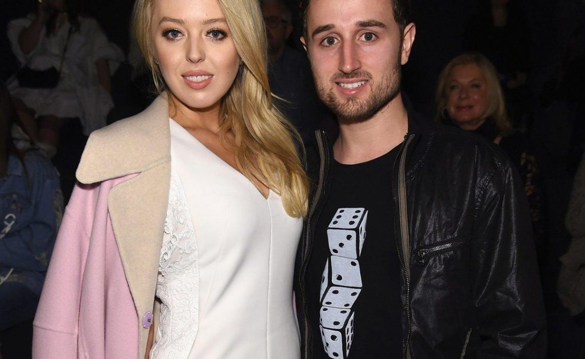 Tiffany Trump and boyfriend Ross Mechanic split