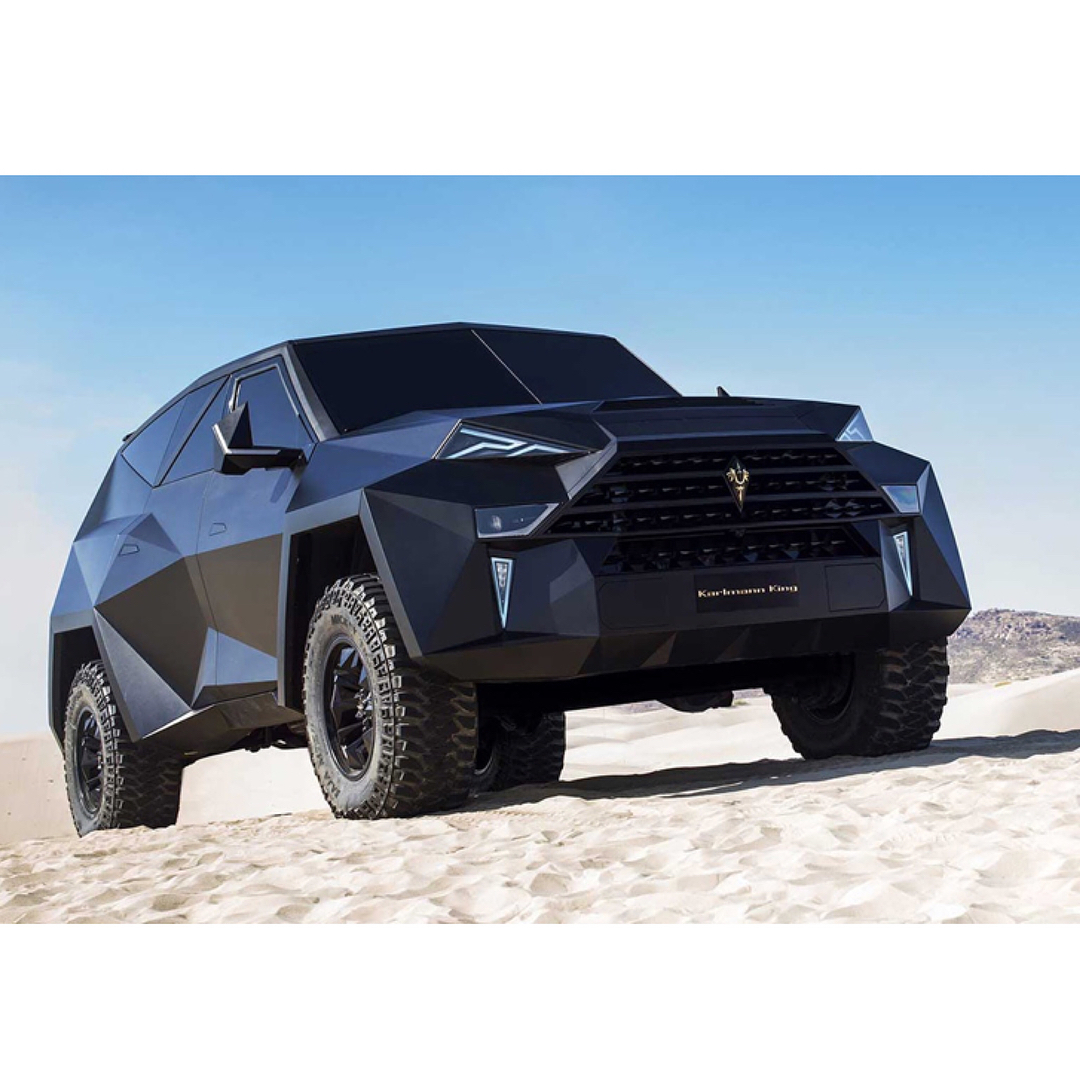 Checkout The World's Most Expensive SUV
