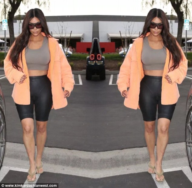 Kim Kardashian blames fan for her epic photoshop fail