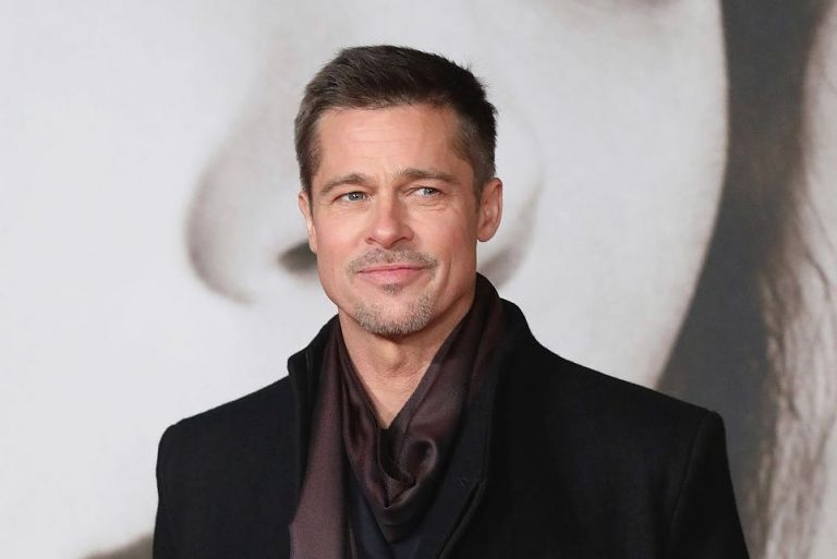 Brad Pitt vows to remain celibate for a year