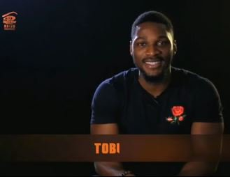 #BBNaija Nigerians react as Heritage Bank claims Tobi resigned