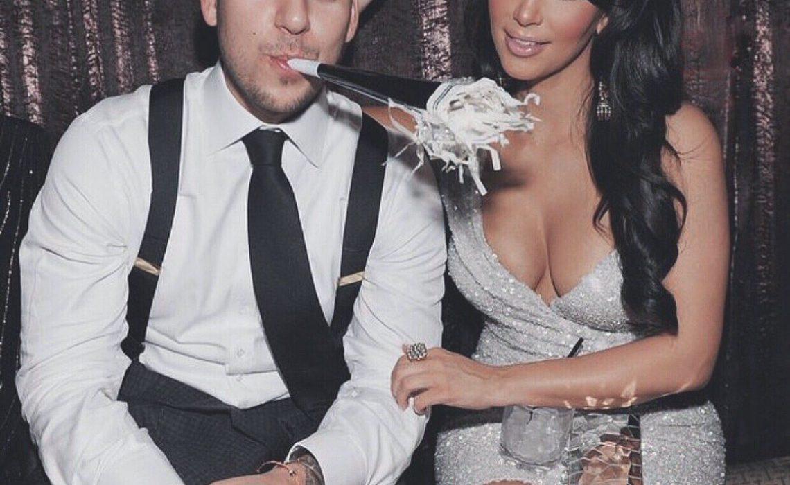 Kim Kardashian's sweet birthday message to Rob Kardashian