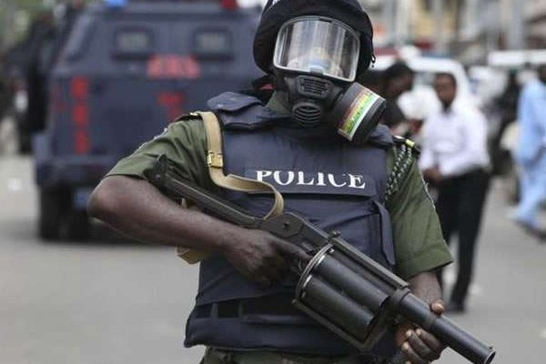 Police foil robbery attack, kill 2 in FCT