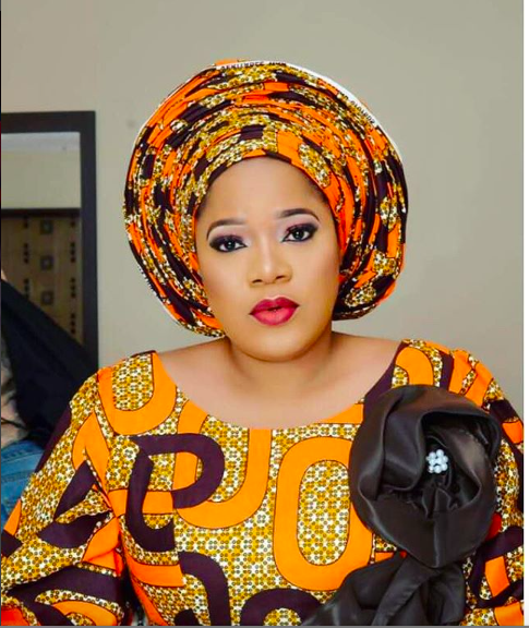 Toyin Aimkahu makes a comeback on Instagram