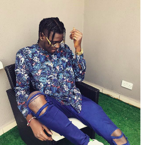 See what Kiss Daniel got his younger brother for his birthday