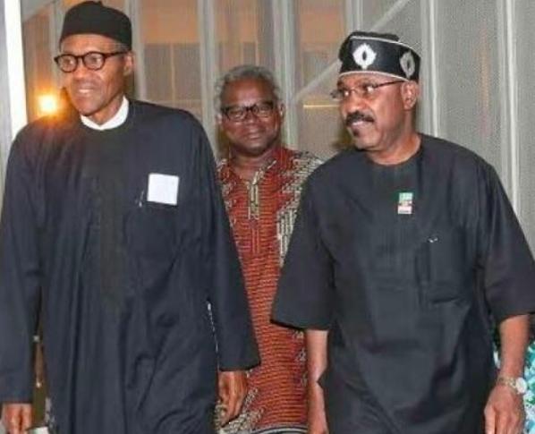 Senator Olurunnimbe Mamora rejects President Buhari's appointment .