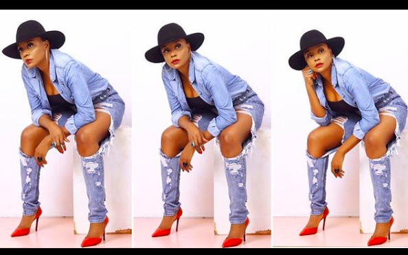 Michelle Dede releases beautiful photos for her birthday