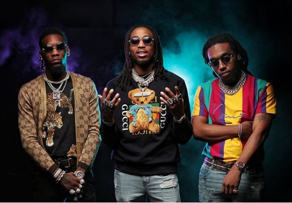 Migos Sued For Inciting A Riot At Concert