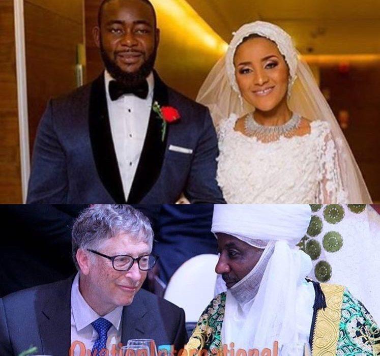 Daddy Freeze analyzes Dangote's daughter's wedding