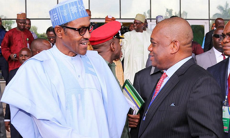 I am stronger in fighting corruption than Buhari – Orji Uzor Kalu