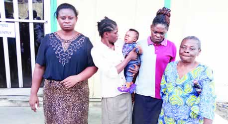 Grandma, mother sell newborn baby for N250,000 in Lagos