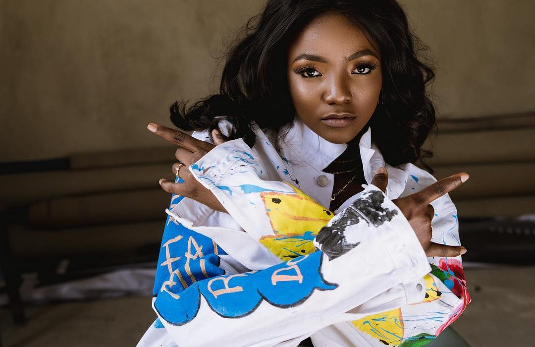 Simi celebrates 30th birthday with sultry photos