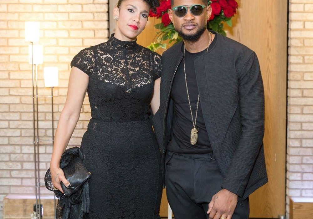 Usher's wife,Grace Miguel officially files for divorce