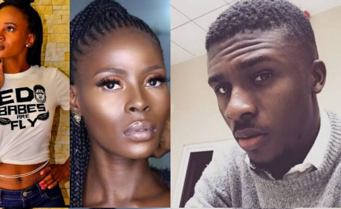 #BBNaija Lolu,Anto and Khloe evicted