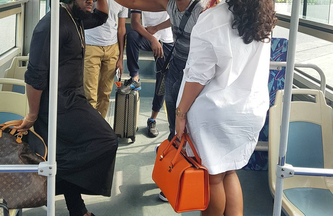 Timaya shows off his 'queen' and no,she's not the mother of his 2 kids