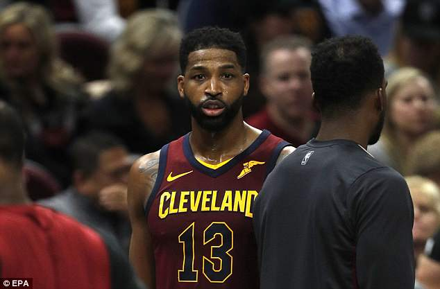 Tristan Thompson booed during Cleveland Cavaliers game
