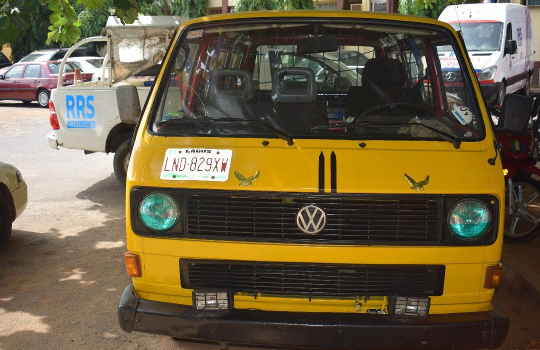 RRS forces robbers to abandon bus, gun, flee into bush