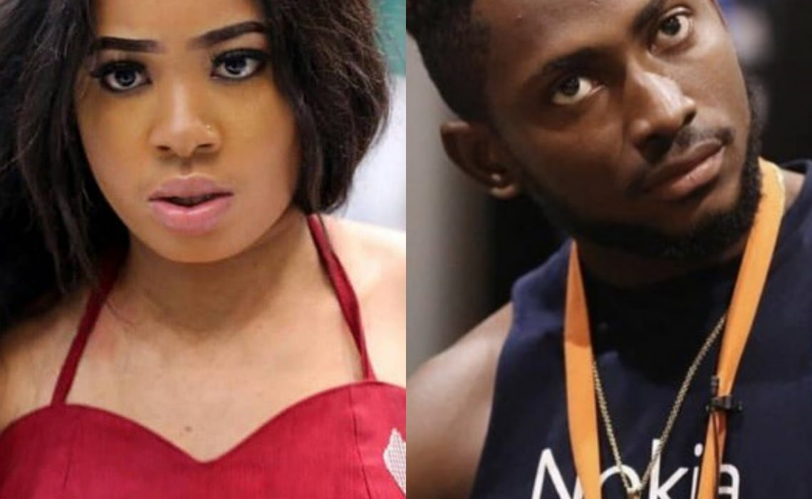 #BBNaija I'm done with Miracle,he can never be like my boyfriend-Nina explodes