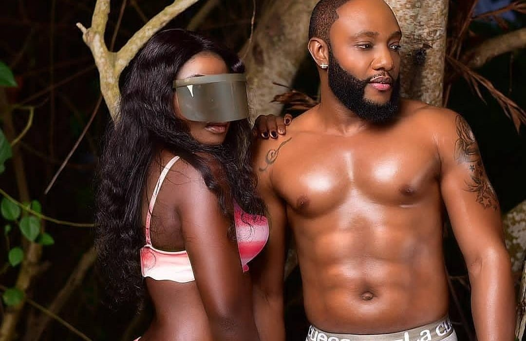Kcee attempts to break the internet as he launches underwear line