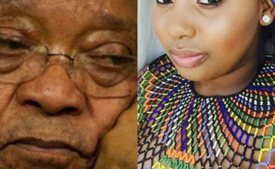 Jacob Zuma has love child from 24 year-old lady