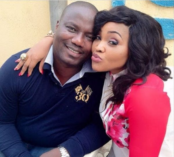 Mercy Aigbe's ex-husband tags her a prostitute