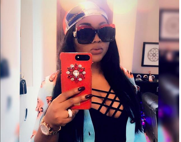 Mercy Aigbe flaunts boobs in sexy new snap