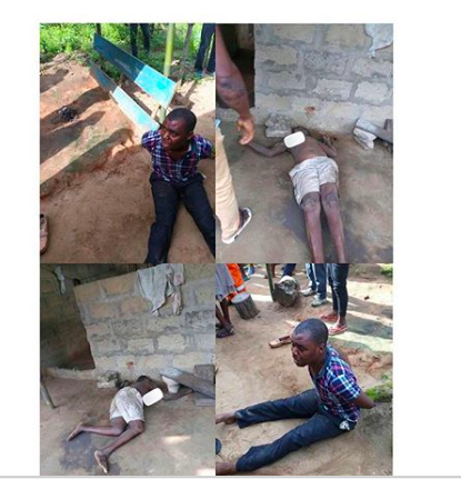 Man beats mom to death over prophecy