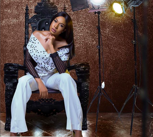 I don't do drama – Chika Ike