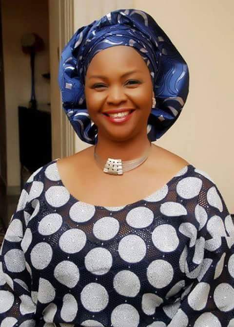 My father burnt my properties for giving my life to Christ – Senator Binta Garba