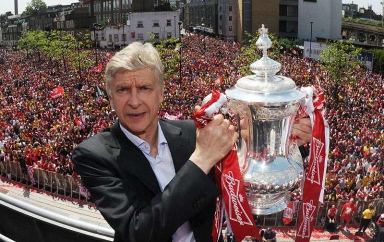 Arsene Wenger quits Arsenal end of season