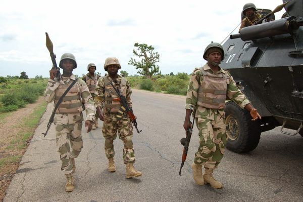 Army nabs Boko Haram's bomb specialist