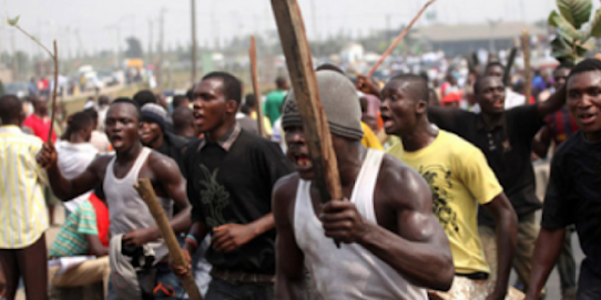 Mob beat suspected cultists to death for robbery