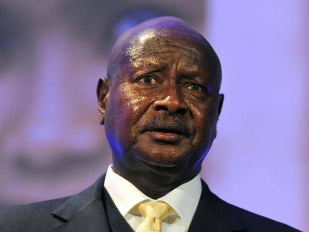 Your mouth is meant for eating, not oral sex – Ugandan president Yoweri Museveni