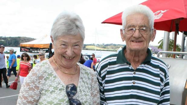 Couple die on the same day after 61 years of marriage