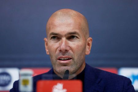 Zidane gives his reasons for Real Madrid departure