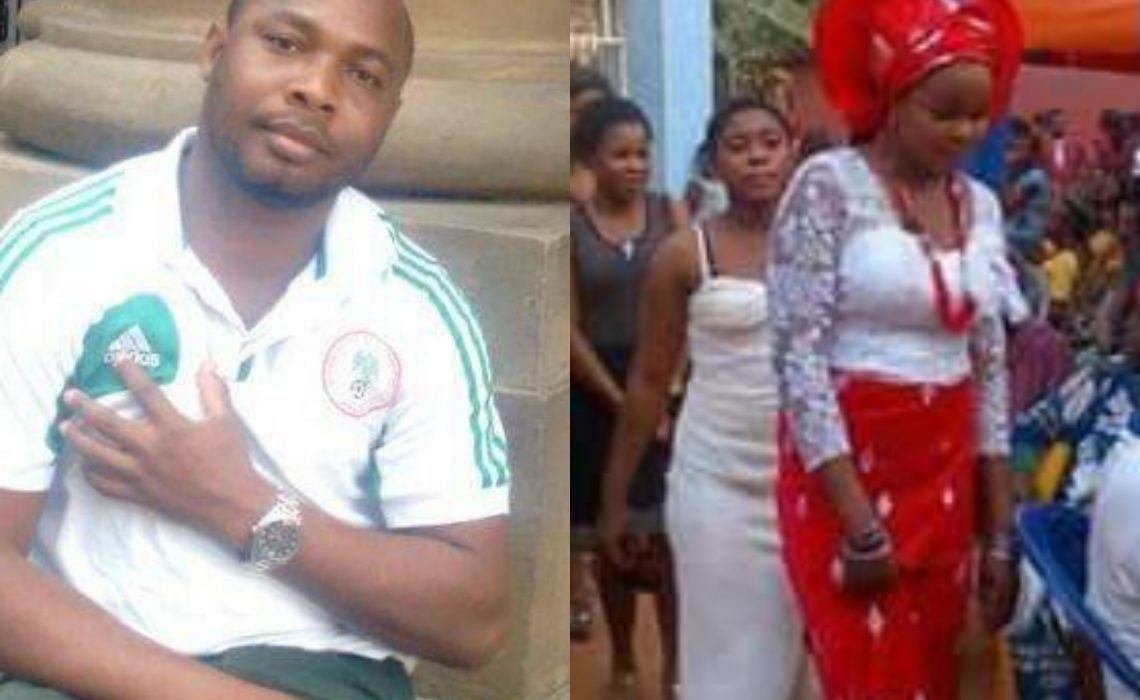 Jilted Nigerian man curses fiancee and her dad