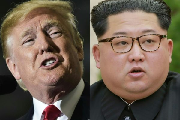 Trump cancels summit with Kim