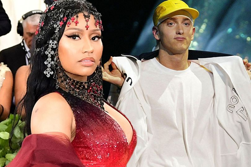 Eminem and Nicki Minaj finally organise first date