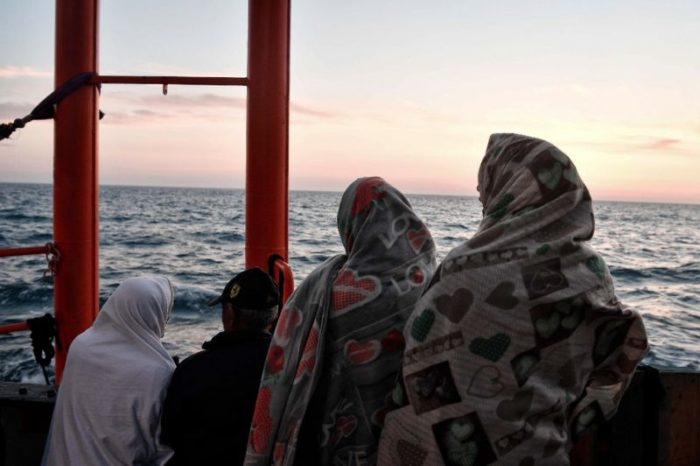 I am not afraid of water, not afraid of death: Nigerian migrant Vitoria