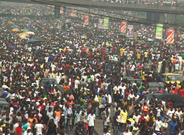 Nigeria to replace the U.S as 3rd most populous country in 2050